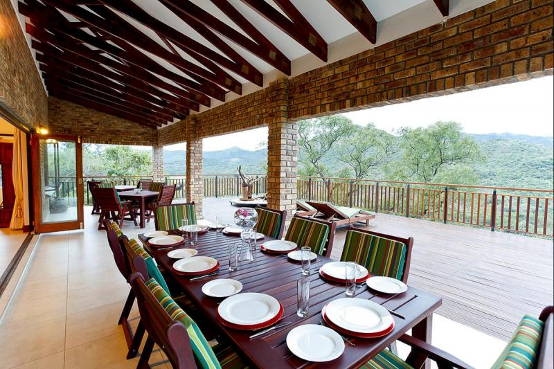 Dubula Mangi Safari Lodge