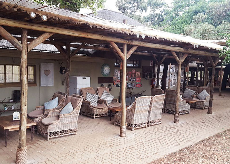 Kruger National Park's Tshokwane Trading Post and Picnic Site