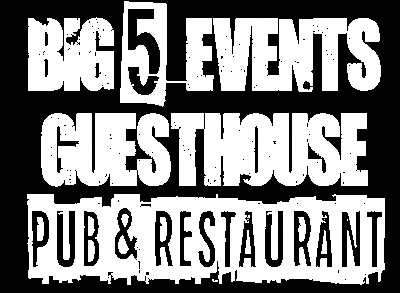 Big 5 Events & Guesthouse